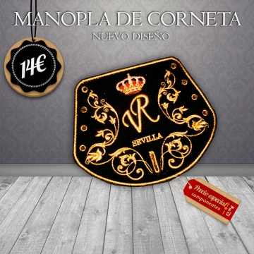 MANOPLA DE CORNETA