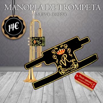 MANOPLA DE TROMPETA