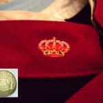 Detalle uniforme Escolta de Gala
