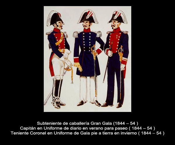 Uniforme histórico