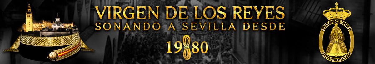 Agrupación Musical Virgen de los Reyes logo