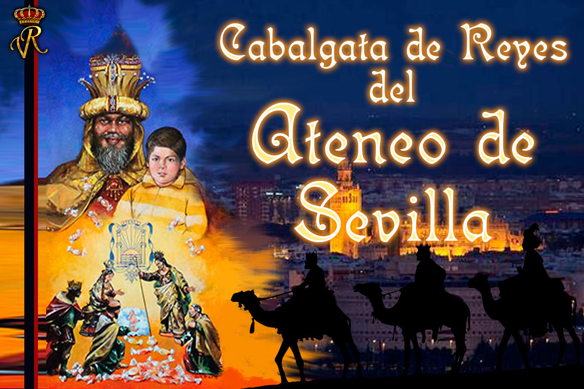 Cabalgata de reyes de sevilla for Cabalgata ciudad jardin sevilla 2016
